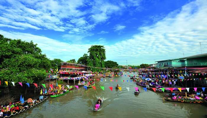 Places to visit near Bangkok