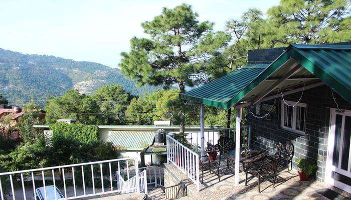 Kasauli Villas Cheap luxury