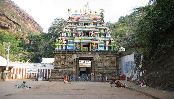 Tourist places near Nandyal