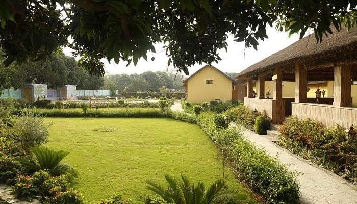 Villa in Jim Corbett- Farm House in Corbett