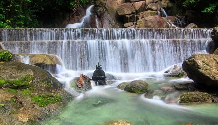 Phuket has a variety of cascades