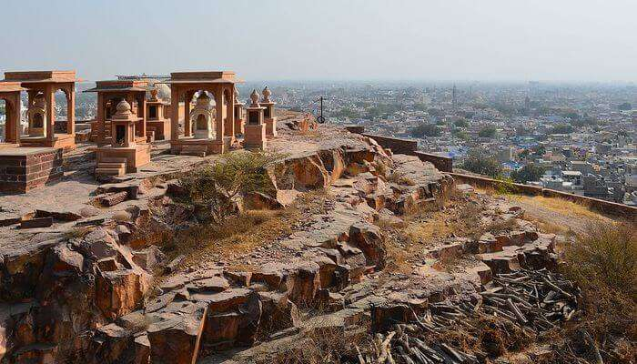 Best time to honeymoon in Jodhpur