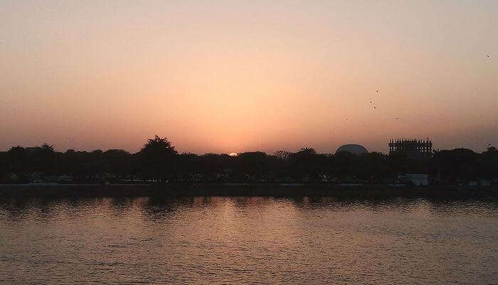 Lakes in Ahmedabad