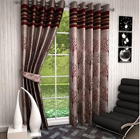 Modern Eyelet Curtain Designs