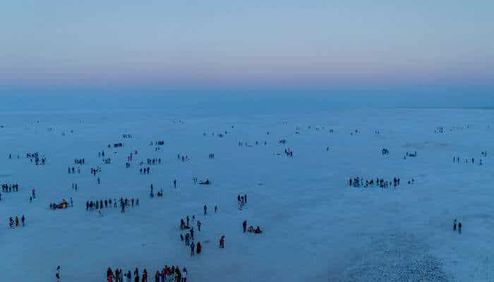 Program of Rann Utsav Purnima