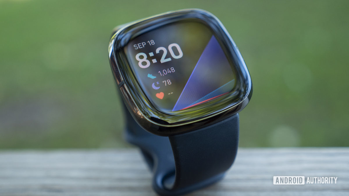 fitbit sense review design display watch face 3