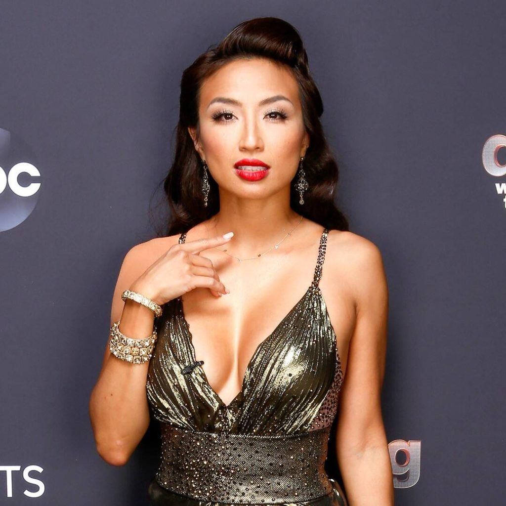 Jeannie Mai Pulls a Love Actually In a Visit to The Real