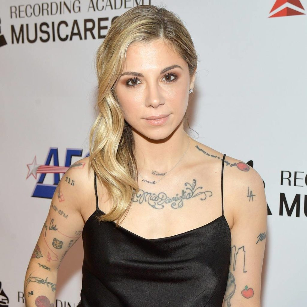 Pregnant Christina Perri Says Her Baby Will Need Surgery After Birth