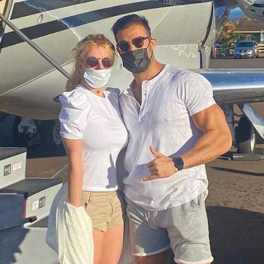 Britney Spears Goes on Vacation Amid Conservatorship Battle