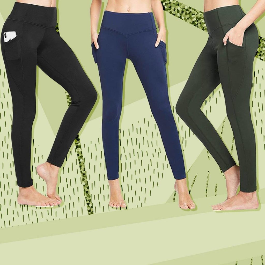 These $30 Fleece-Lined Leggings Have 3,197 5-Star Amazon Reviews