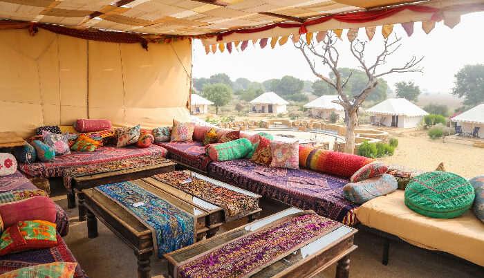 Accommodation in Jaisalmer