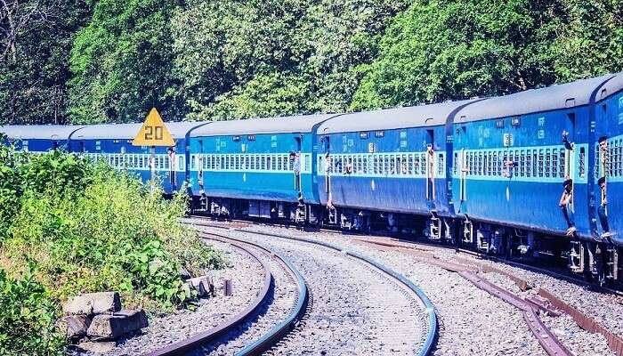 Heritage Train: Take a Ride