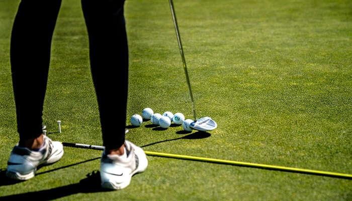 Wellington Gymkhana Club Golf Course: Go Golfing