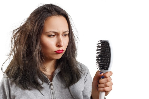 Losing Your Hair Because of Pandemic Stress
