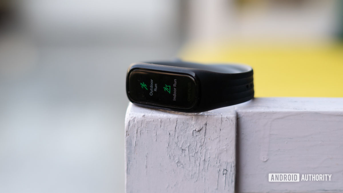 OnePlus Band review fitness modes