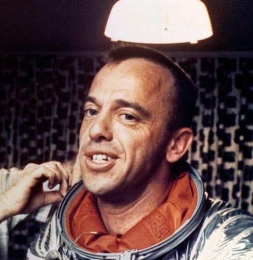 Alan Shepard Net Worth