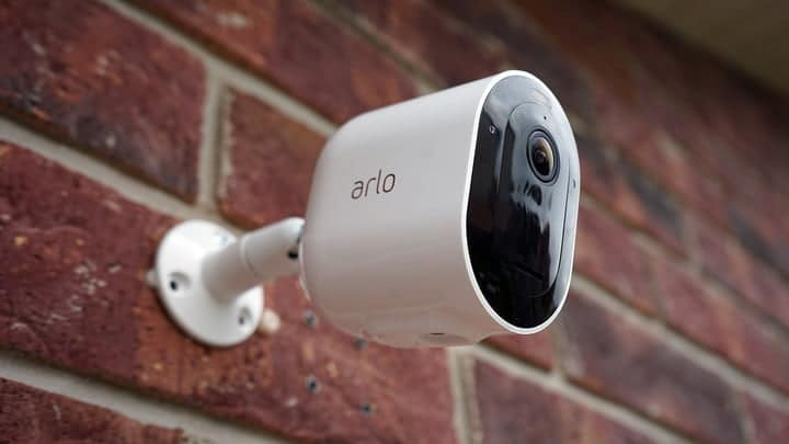 Wireless Security Cameras - Netgear Arlo Pro 3