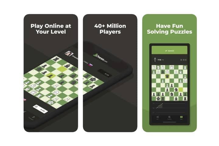 Best chess apps Chess.com