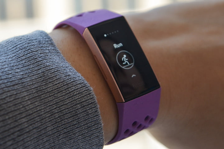 fitbit charge 3 best fitness tracker 2018