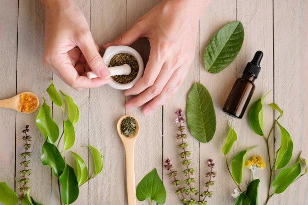 herbal organic medicines