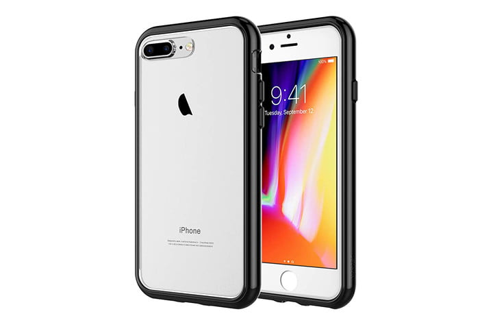 JETech Shock Absorption Bumper Case for iPhone 7 Plus