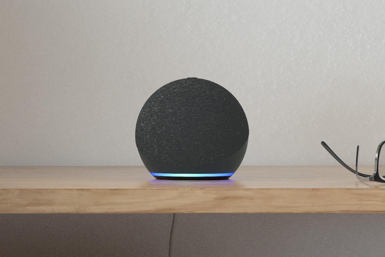 Echo Dot 4th Gen Charcoal