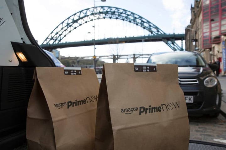 How Does Amazon Prime Now Work?