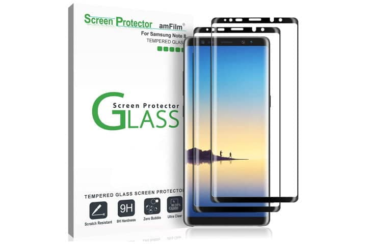 The Best Samsung Galaxy Note 8 Screen Protectors