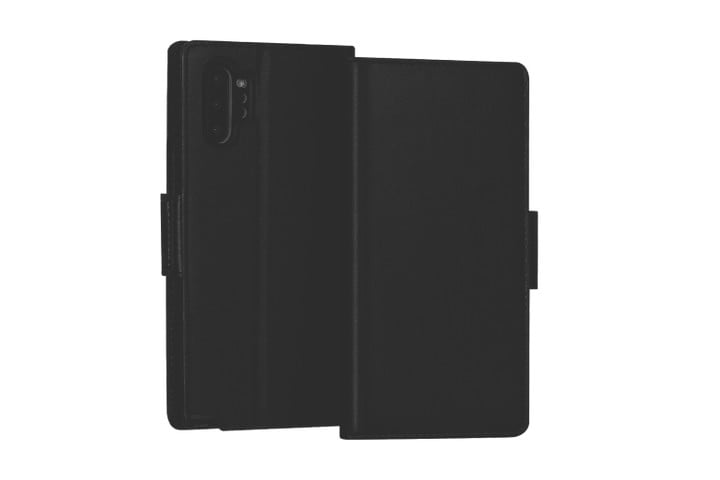 FYY Luxury Cowhide Genuine Leather Case for Samsung Galaxy Note 10 Plus Case