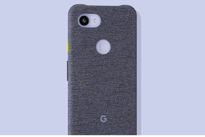 Google Fabric Case for Pixel 3a XL