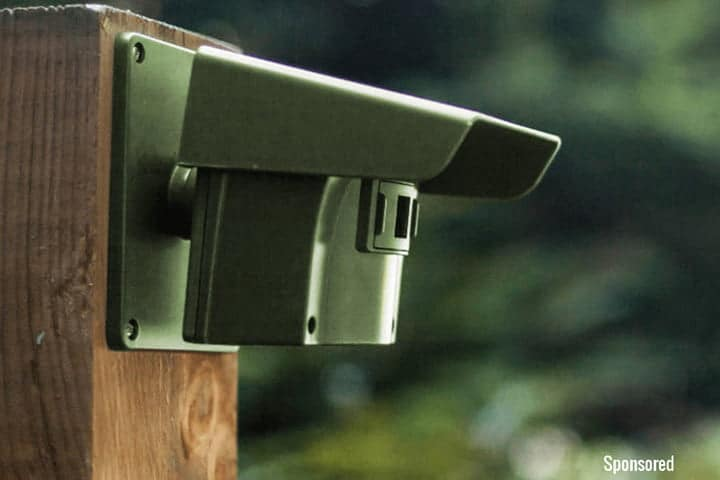 Secure Your Property With This Driveway Alarm From Amazon