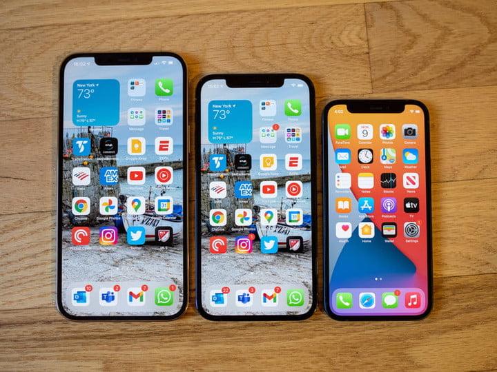 iPhone 12 range