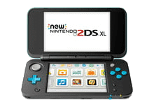 New Nintendo 2DS XL vs. New Nintendo 3DS XL