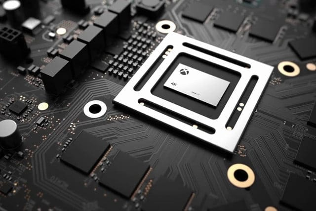 Xbox-One-X-Chip