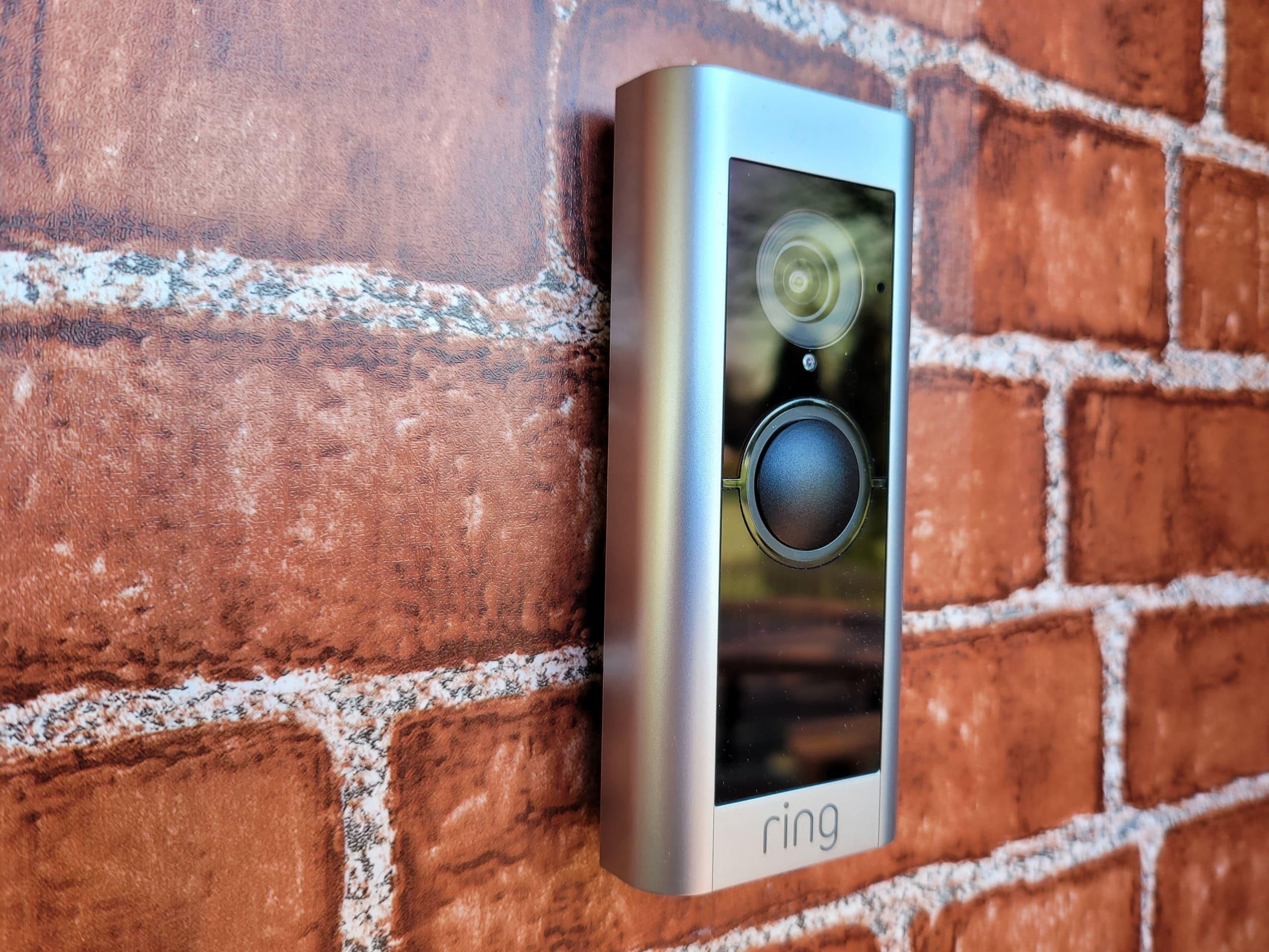 Ring video doorbell leader