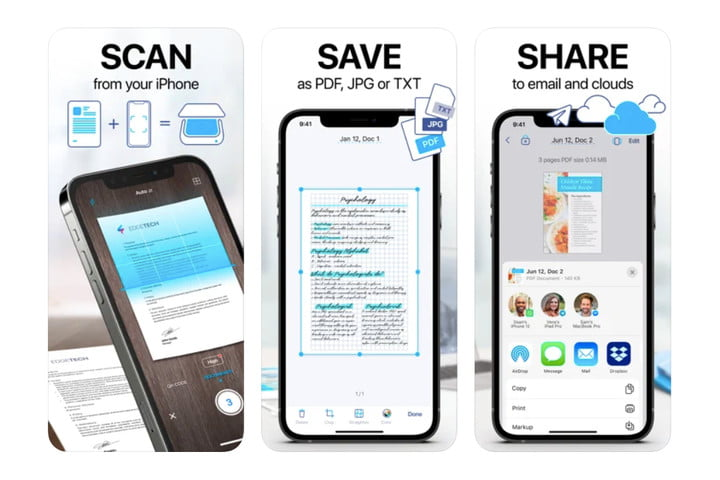 Scanner App - best scanner apps for Android and iOS