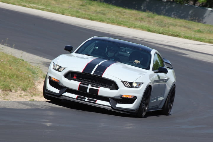 Ford Shelby GT350R Mustang 2016