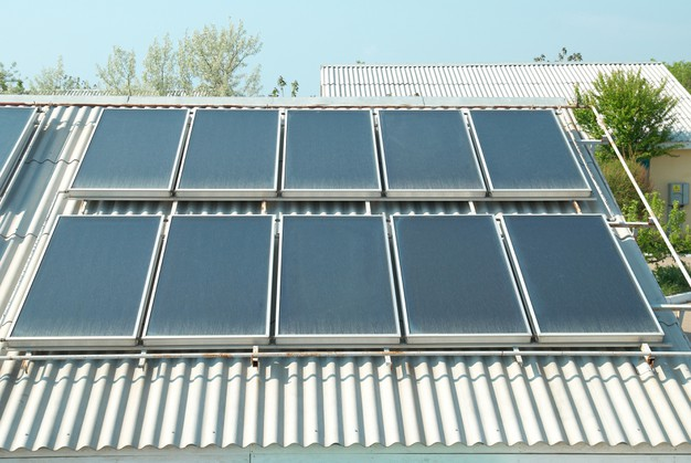A Home Solar Power System