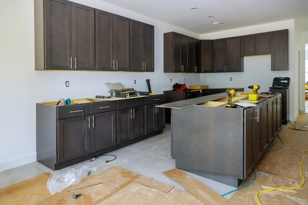 How to Install a Kitchen Remodel