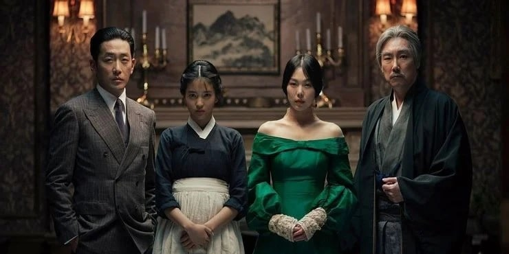 South Korean Thrillers