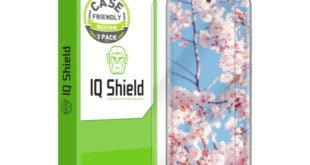 IQ Shield Screen Protector for Samsung Galaxy S20
