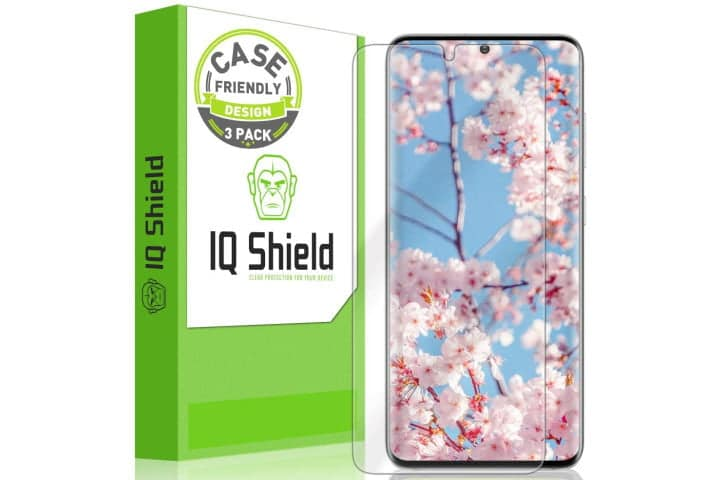 IQ Shield Screen Protector for Samsung Galaxy S20