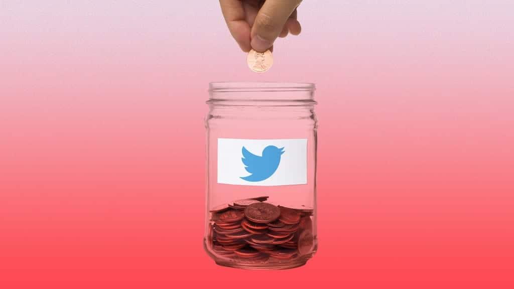 Problem With Twitter Tip Jar