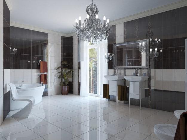 Designing a Modern Bathroom Plan