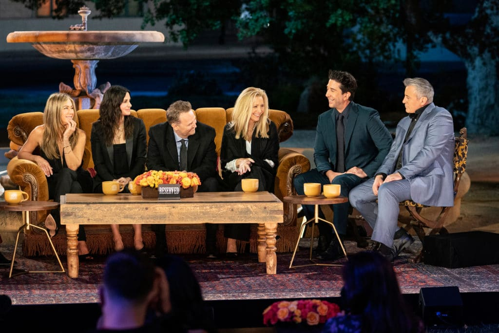 'Friends: The Reunion' Review