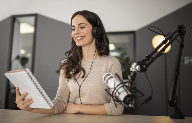 LA podcast studio creative hacks
