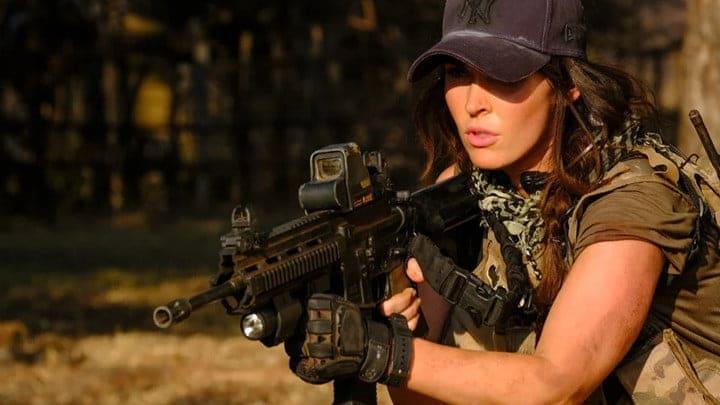 Megan Fox in Rogue.