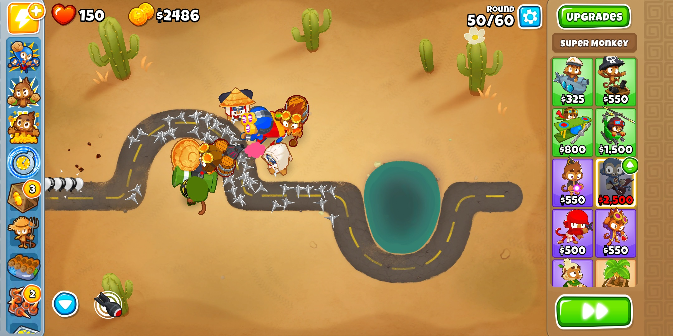 Bloons TD 6 - best non freemium android games
