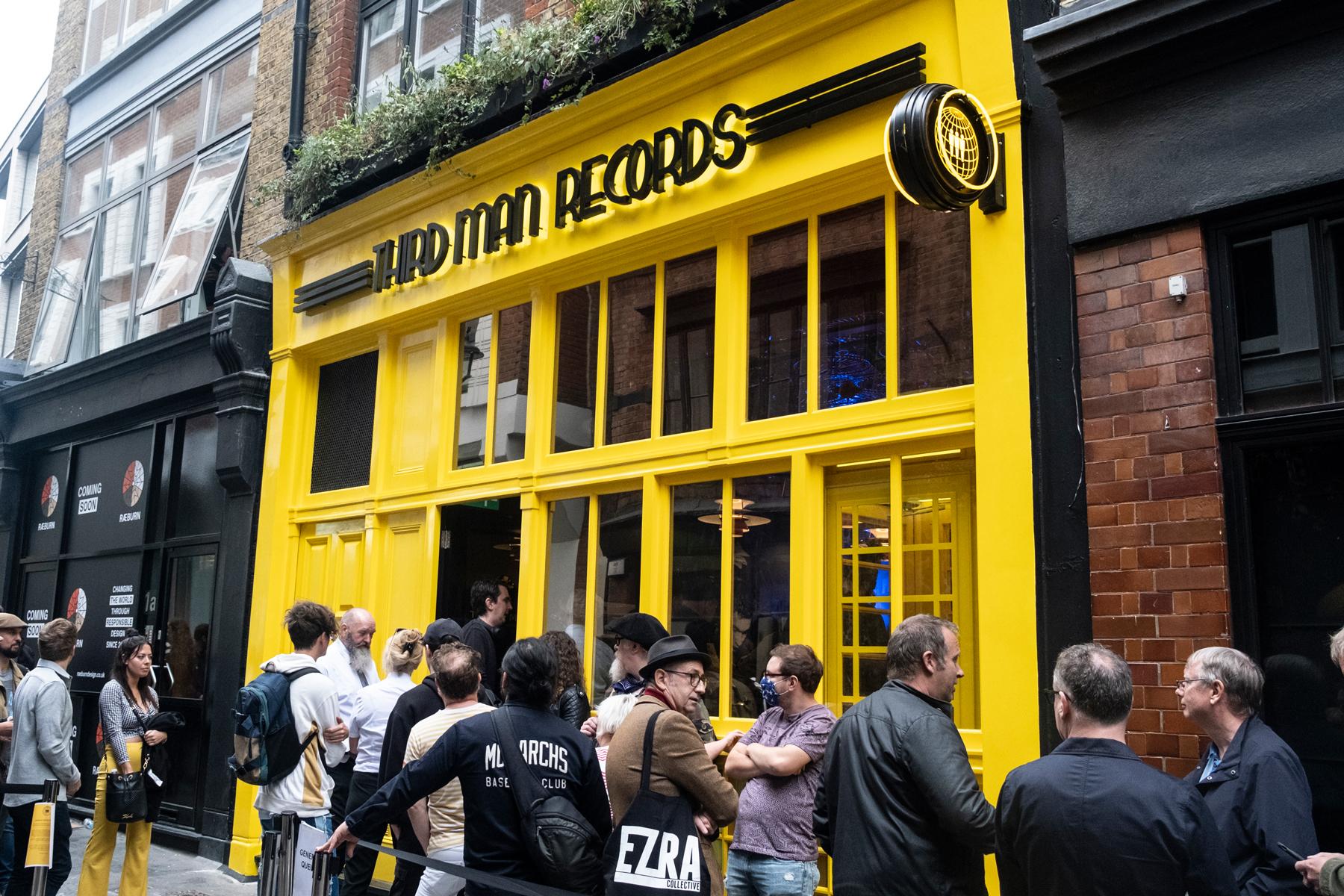Third Man Records Opens Third Retail Store