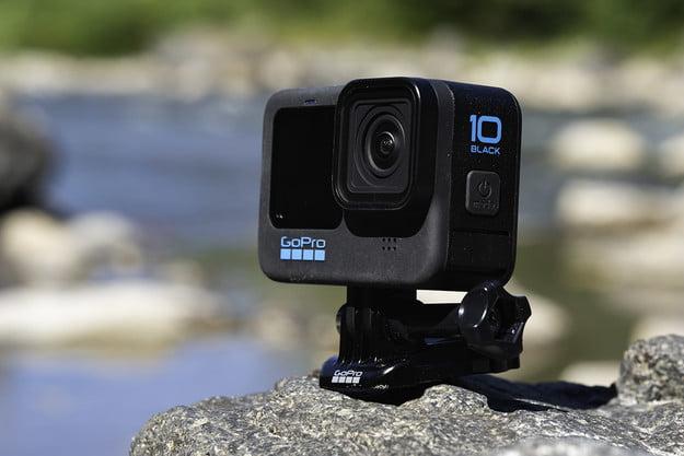 GoPro Hero 10 Rugged.